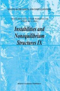 Instabilities and Nonequilibrium Structures IX