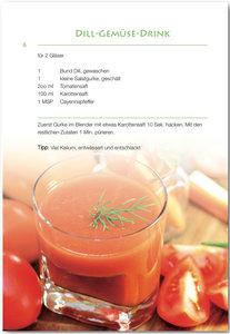 Fitness-Drinks - Rezepte geeignet für KitchenAid