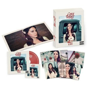 Lust For Life (Limited Boxset)