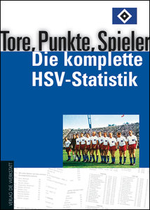 Tore, Punkte, Spieler - Die komplette HSV-Statistik