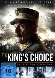 The King\'s Choice-Angriff Auf Norwegen