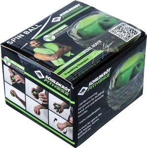 MTS 960121 - Schildkröt Fitness SPIN BALL, Hand- und Armtrainer