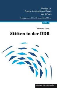 Stiften in der DDR