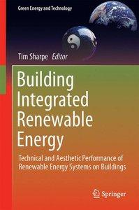 Building Integrated Renewable Energy