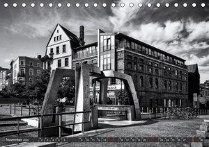 Ein Blick auf die Hansestadt Rostock