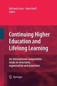 Continuing Higher Education and Lifelong Learning