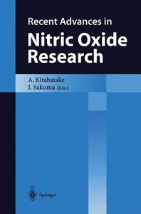 Recent Advances in Nitric Oxide Research