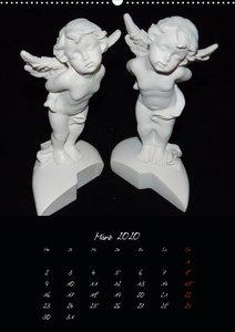 Himmlische Engelsfiguren