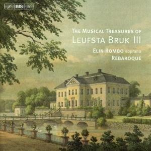 Die musikalischen Schätze von Leufsta Bruk,vol.3