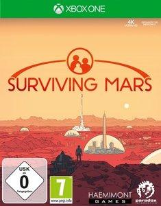 Surviving Mars (Box XONE)
