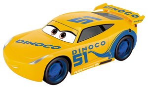 Dickie 203084004 - Disney Cars 3 - RC Turbo Racer Cruz Ramirez,