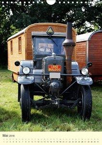 Historische Traktoren