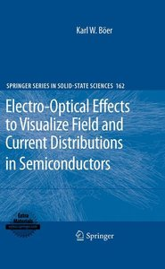 Electro-Optical Effects to Visualize Field and Current Distribut