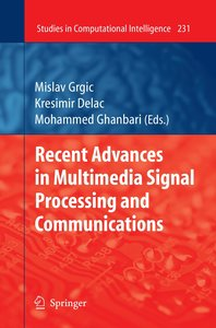 Recent Advances in Multimedia Signal Processing and Communicatio