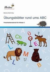 Übungsblätter rund ums ABC (CD-ROM)