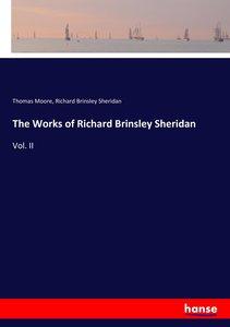 The Works of Richard Brinsley Sheridan