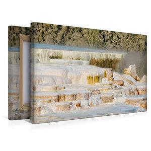 Premium Textil-Leinwand 45 cm x 30 cm quer Die Terrassen von Mam