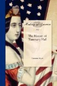History of Tammany Hall