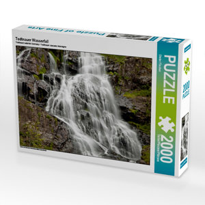 Todtnauer Wasserfall 2000 Teile Puzzle quer