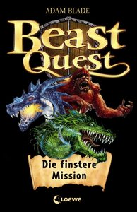 Beast Quest: Die finstere Mission