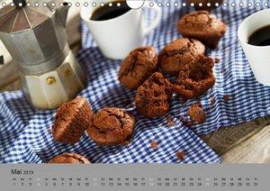 Süßkram - Leckereien aus der Küche (Wandkalender 2019 DIN A4 que