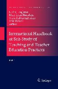 International Handbook of Self-Study of Teaching and Teacher Edu