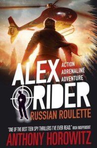 Alex Rider 10: Russian Roulette. 15th Anniversary Edition