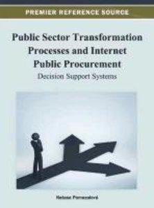 Public Sector Transformation Processes and Internet Public Procu
