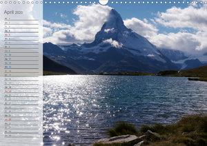 Magie Matterhorn (Wandkalender 2020 DIN A3 quer)