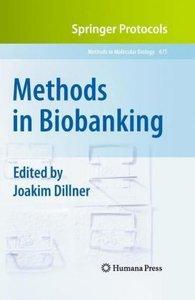 Methods in Biobanking