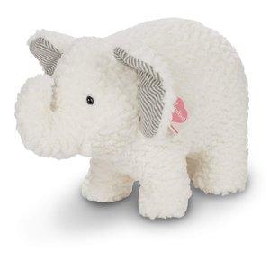 Teddy Hermann 93886 - Elefant Conner, 40 cm, Plüschtier, grau