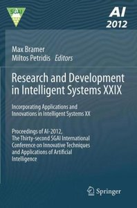 Research and Development in Intelligent Systems XXIX