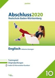 Abschluss 2020 - Realschule Baden-Württemberg Englisch