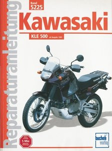 Kawasaki KLE 500 ab 1991