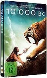 10.000 B.C. (Steelbook)