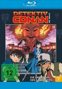 Detektiv Conan - 7. Film: Die Kreuzung des Labyrinths - Blu-ray