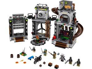 LEGO ® Duplo 79117 - Angriff auf die Turtles
