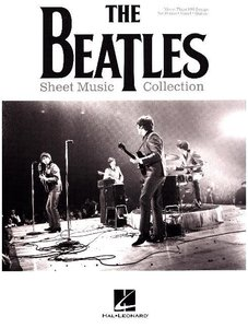 The Beatles Sheet Music Collection -For Piano, Voice & Guitar-