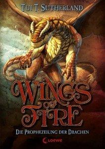 Wings of Fire 01 - Die Prophezeiung der Drachen