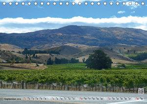 Neuseeland Unterwegs auf den Traumstraßen der Südinsel (Tischkal