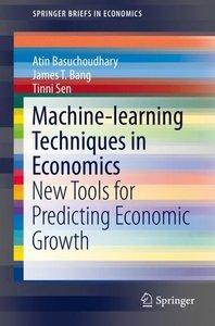 Machine-learning Techniques in Economics