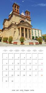Langhe - In the heart of Piedmont (Wall Calendar 2020 300 × 300