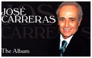 Jos, Carreras-The Album