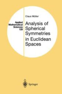 Analysis of Spherical Symmetries in Euclidean Spaces