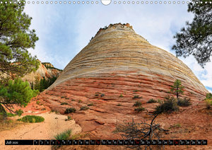 USA Monuments - Landschaften die beeindrucken (Wandkalender 2020