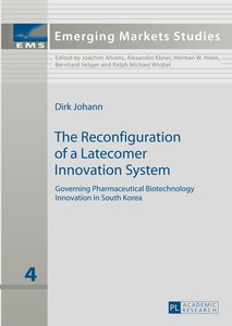 The Reconfiguration of a Latecomer Innovation System