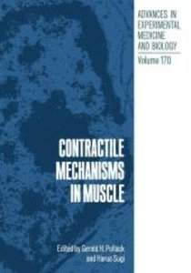 Contractile Mechanisms in Muscle