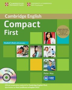 Compact First Stud. Book Pack/with CDR, 2 Class Audio CDs