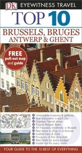 DK Publishing: Brussels, Bruges, Antwerp & Ghent
