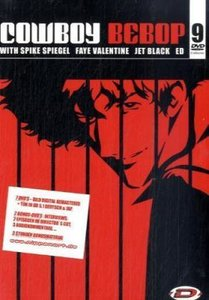 Cowboy Bebop, Slim Pack Version, 9 DVDs